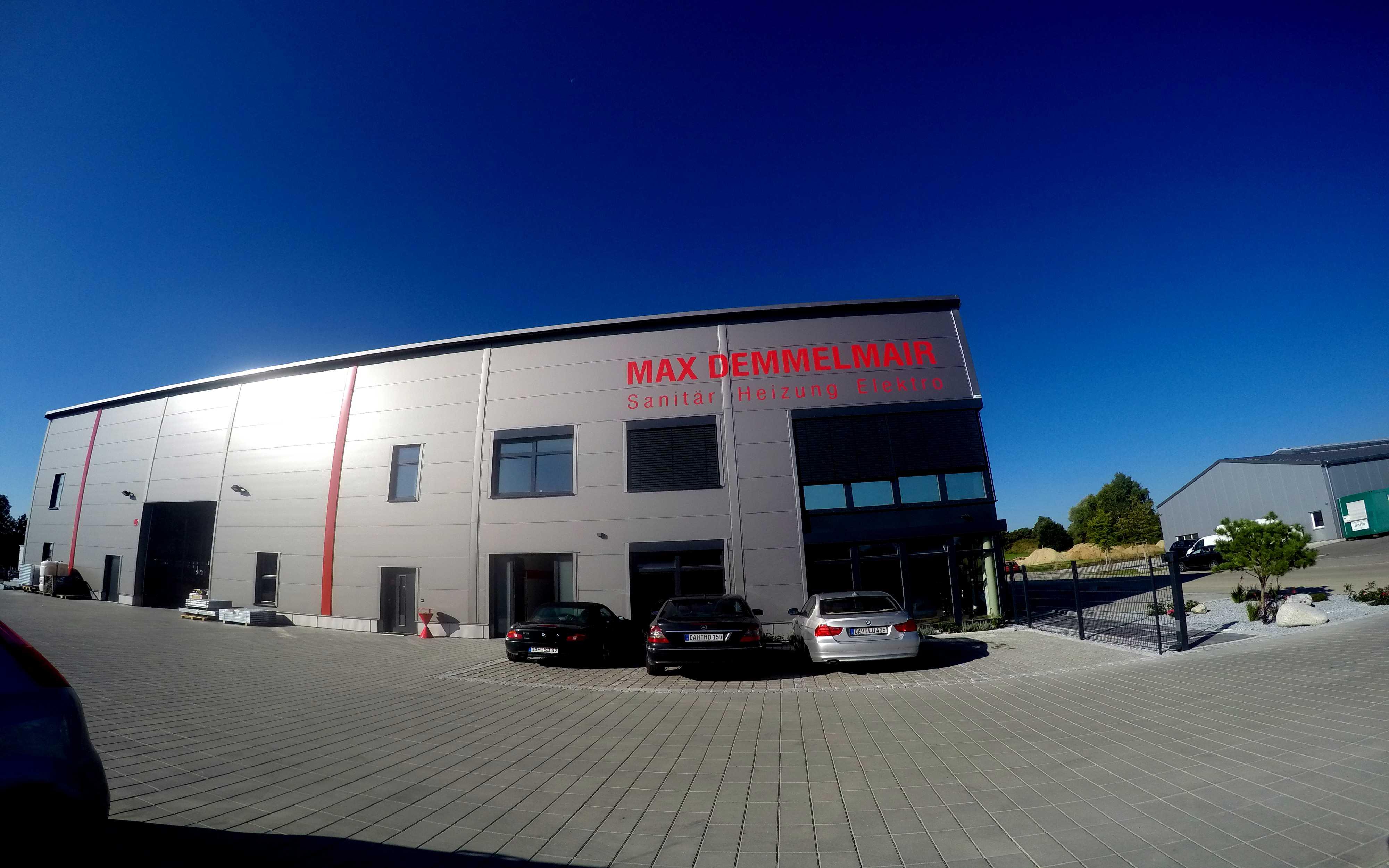 Willkommen bei Demmelmair GmbH