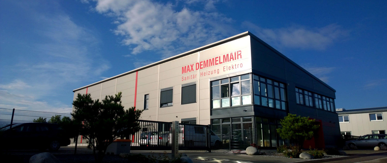 Demmelmair GmbH Firmengebaeude